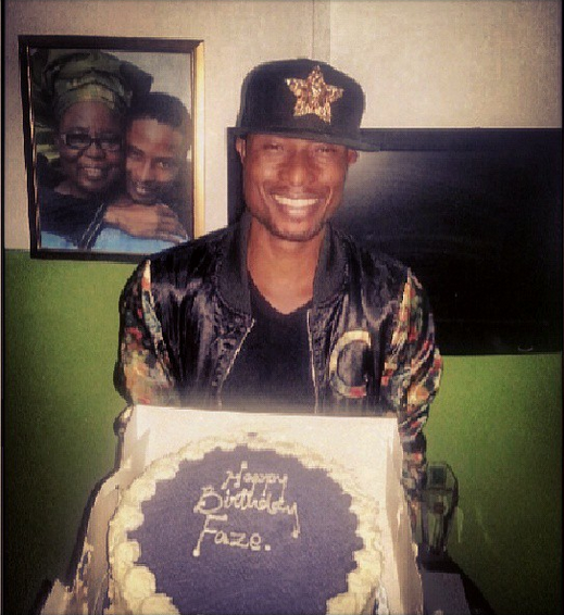 [Photos] Patoranking, Terry G Others Attend Faze' Birthday Party