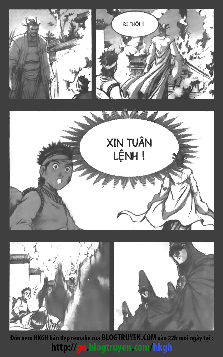 Hiệp Khách Giang Hồ chap 125 page 20 - IZTruyenTranh.com
