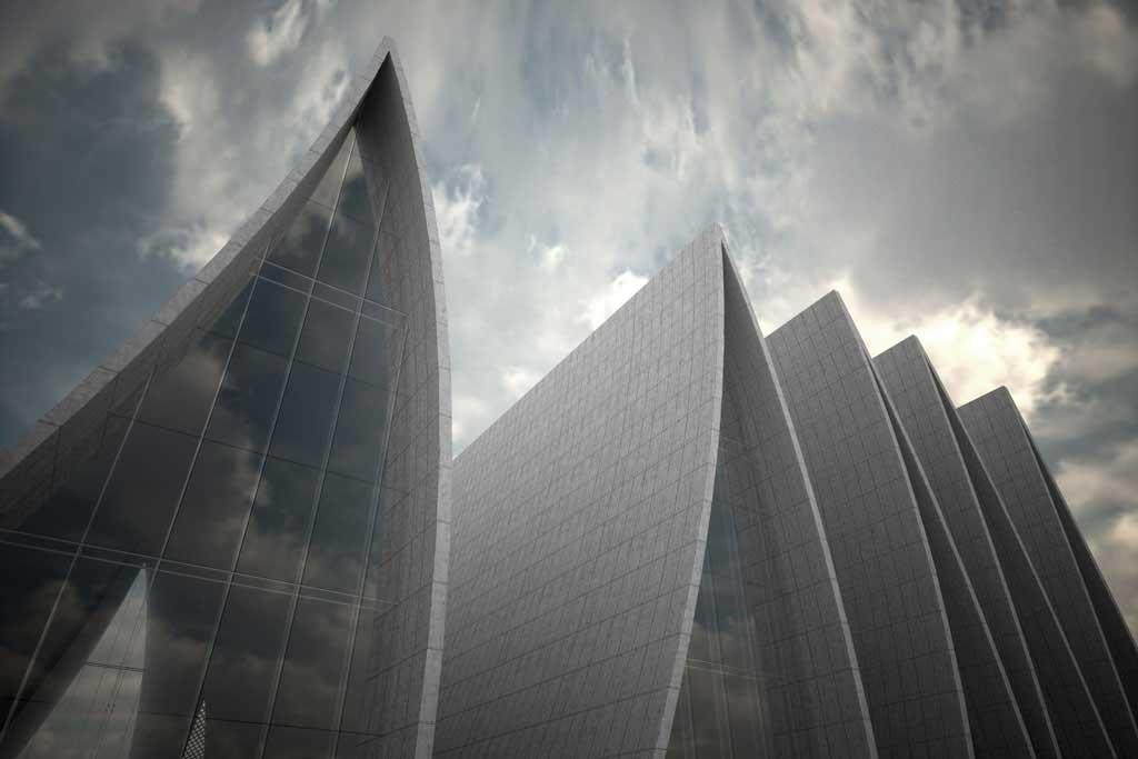 Architecture corner modern architecture new strasbourg for K architecture strasbourg