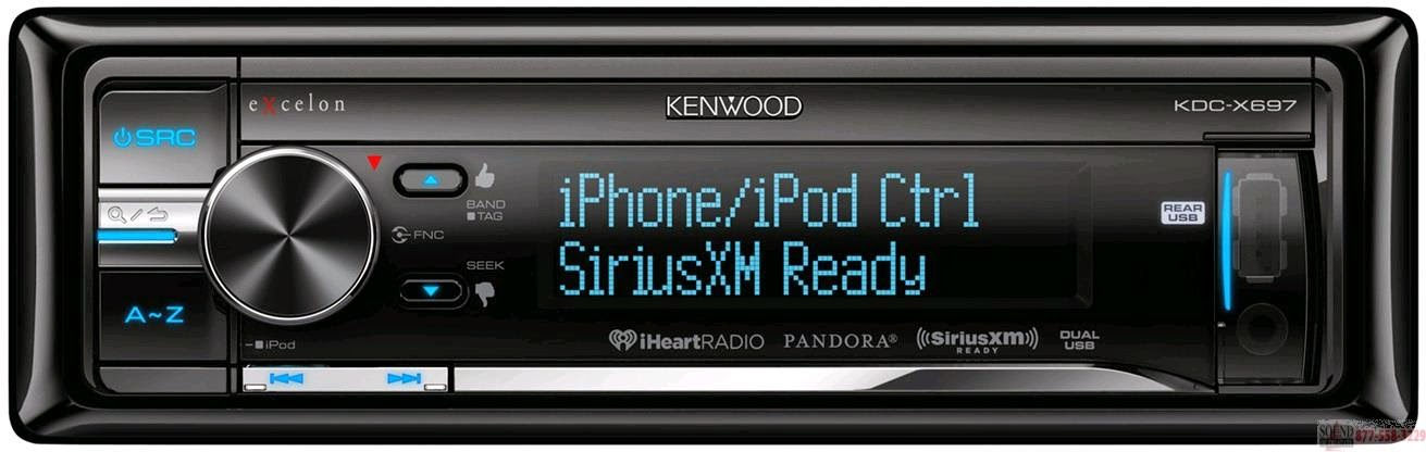 KENWOOD KDC-X896 MANUAL