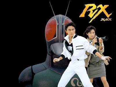 assistir - Kamen Rider Black RX - Episodios Online - online