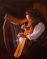 """""""Irish Harp"""""""