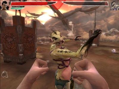 Zeno Clash 1 PC Games Screenshots