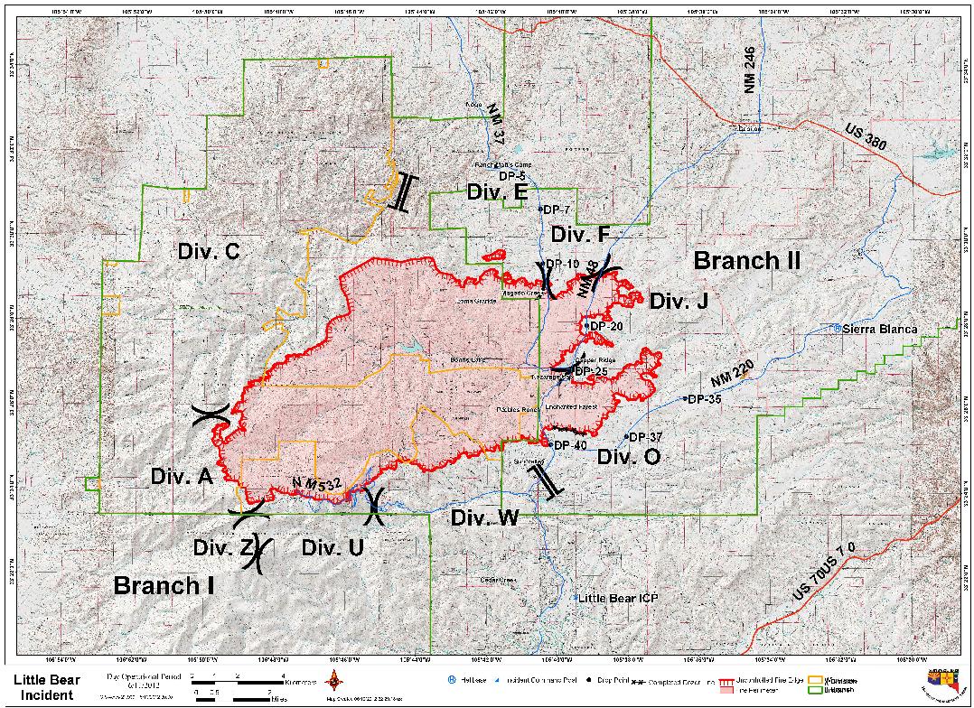 map new mexico fires – bnhspine.com