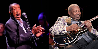 Ben E. King and B.B. King