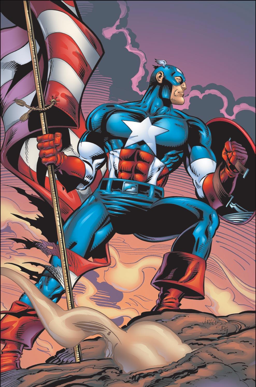Captain America (1998) Issue #27 #33 - English 21