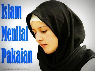Islam Menilai Pakaian, kenapa wanita islam berkrudung