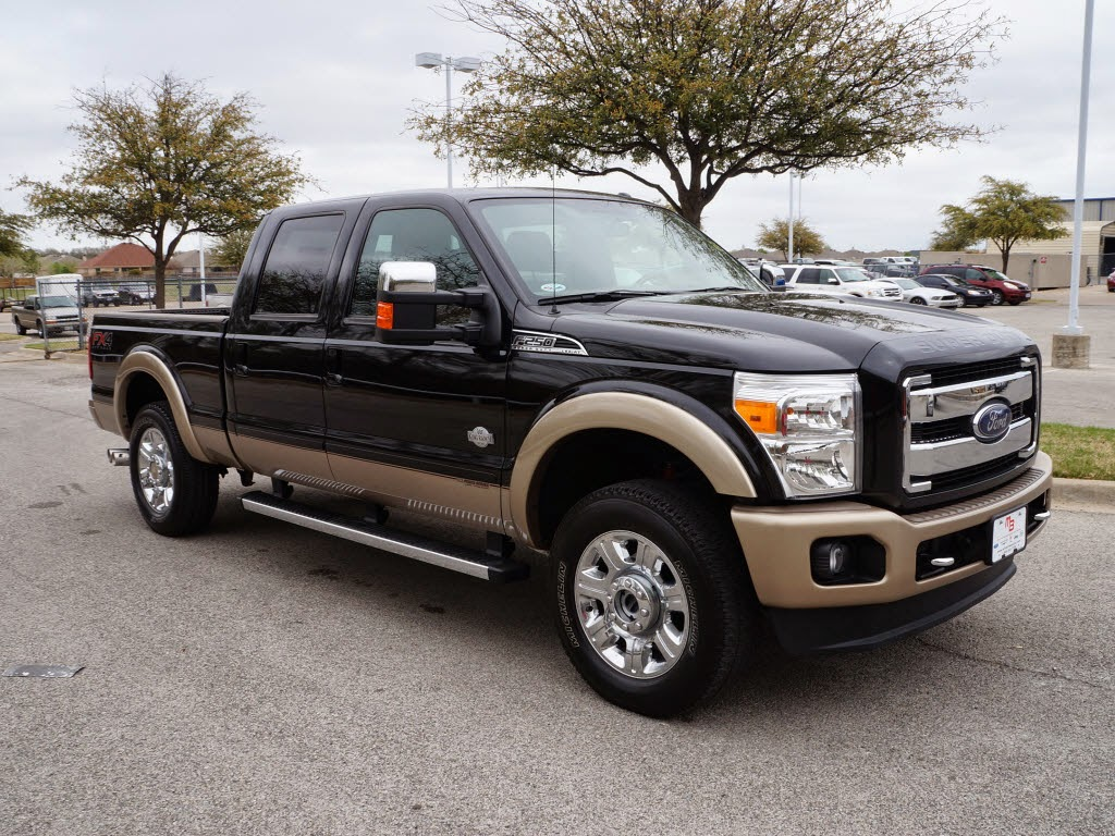 48 991 2012 ford f 250 king ranch power stroke diesel 29k miles