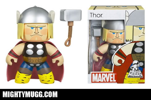 Thor Marvel Mighty Muggs Wave 3 - Mightymugg.com