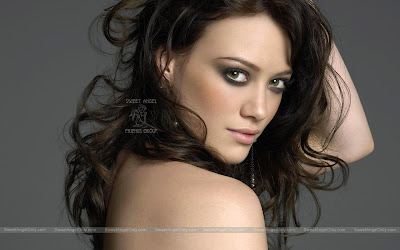 Hilary Duff Glamorous Photo Shoot