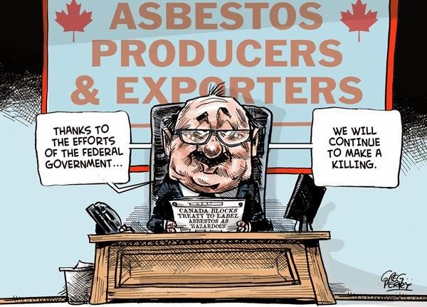 Greg Perry: Asbestos Manufacturers & Exporters.