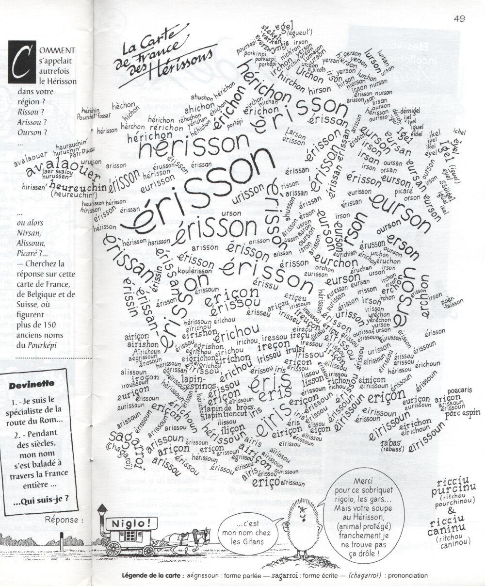 BBB: Le Hérisson