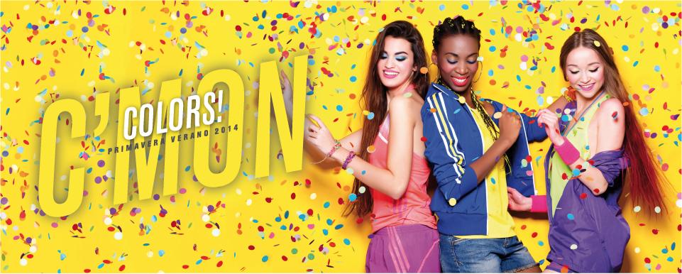 C'Mon Colors! Colección de Primavera Verano de Etnia Cosmetics