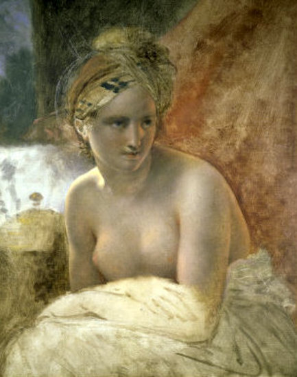Girodet de Roucy-Trioson odalisque