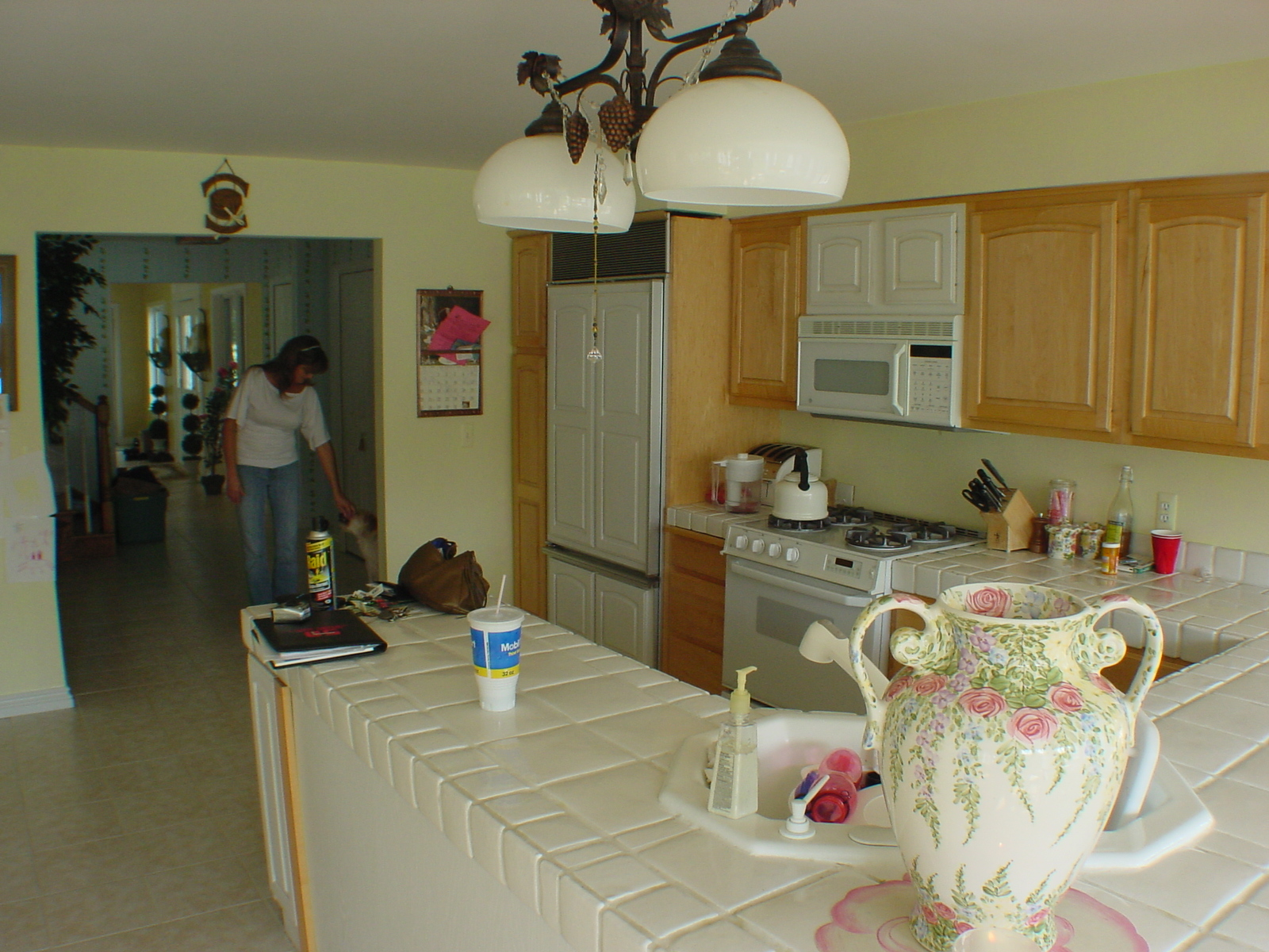 Borchert Building Blog: Ineffective Kitchen Layout: Problem Solved