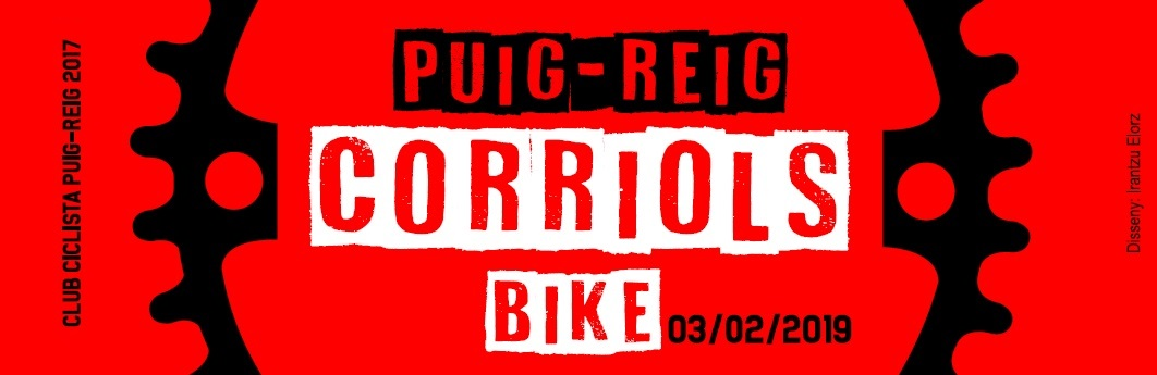 CORRIOLS BIKE PUIG-REIG