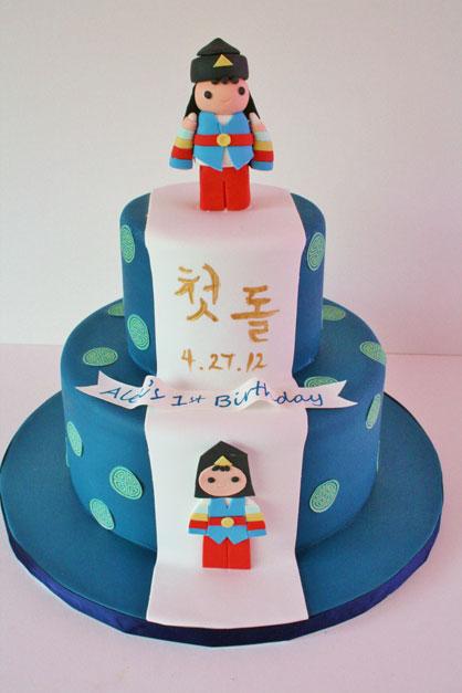 Custom Cakes In Seoul
