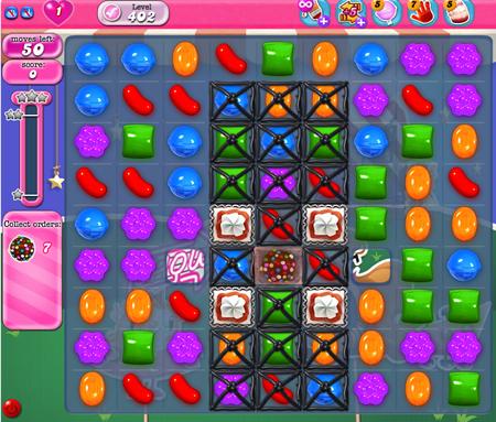 Candy Crush Saga 402
