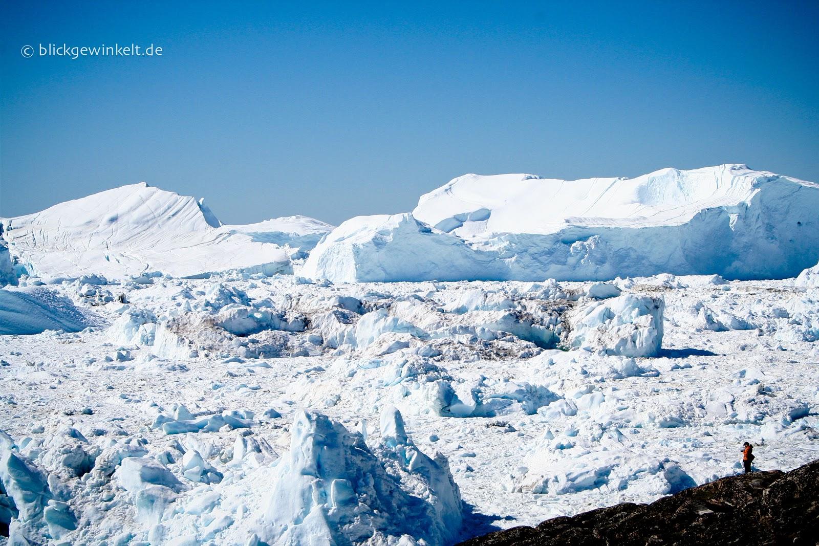 Ilulissat Eisfjord, Grönland