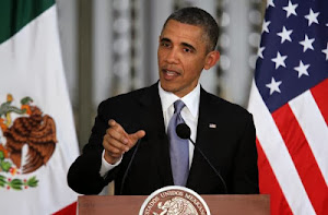 "Obama tells Mexico: ""drug legalization not the answer"""