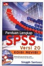 Panduan Lengkap SPSS Versi 20 Edisi Revisi