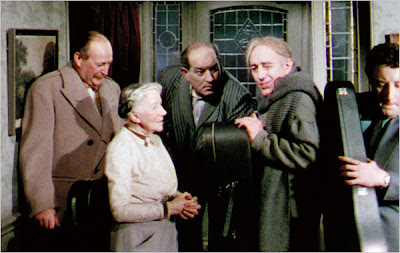 The Heist in The Ladykillers