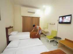 Hotel di Kota Baru Jogja - Cabin Hotel Sutomo