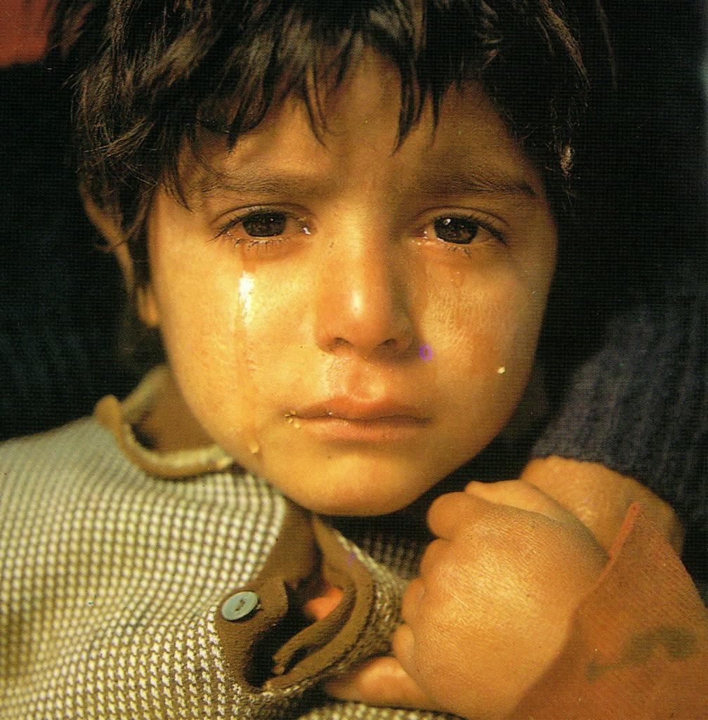 Imagenes de caras tristes de niños - Imagui