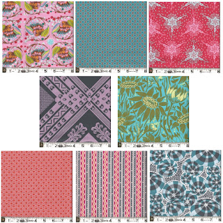 Free Spirit LOULOUTHI Quilt Fabric by Anna Maria Horner