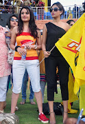 Sonia Agarwal hot in CCL