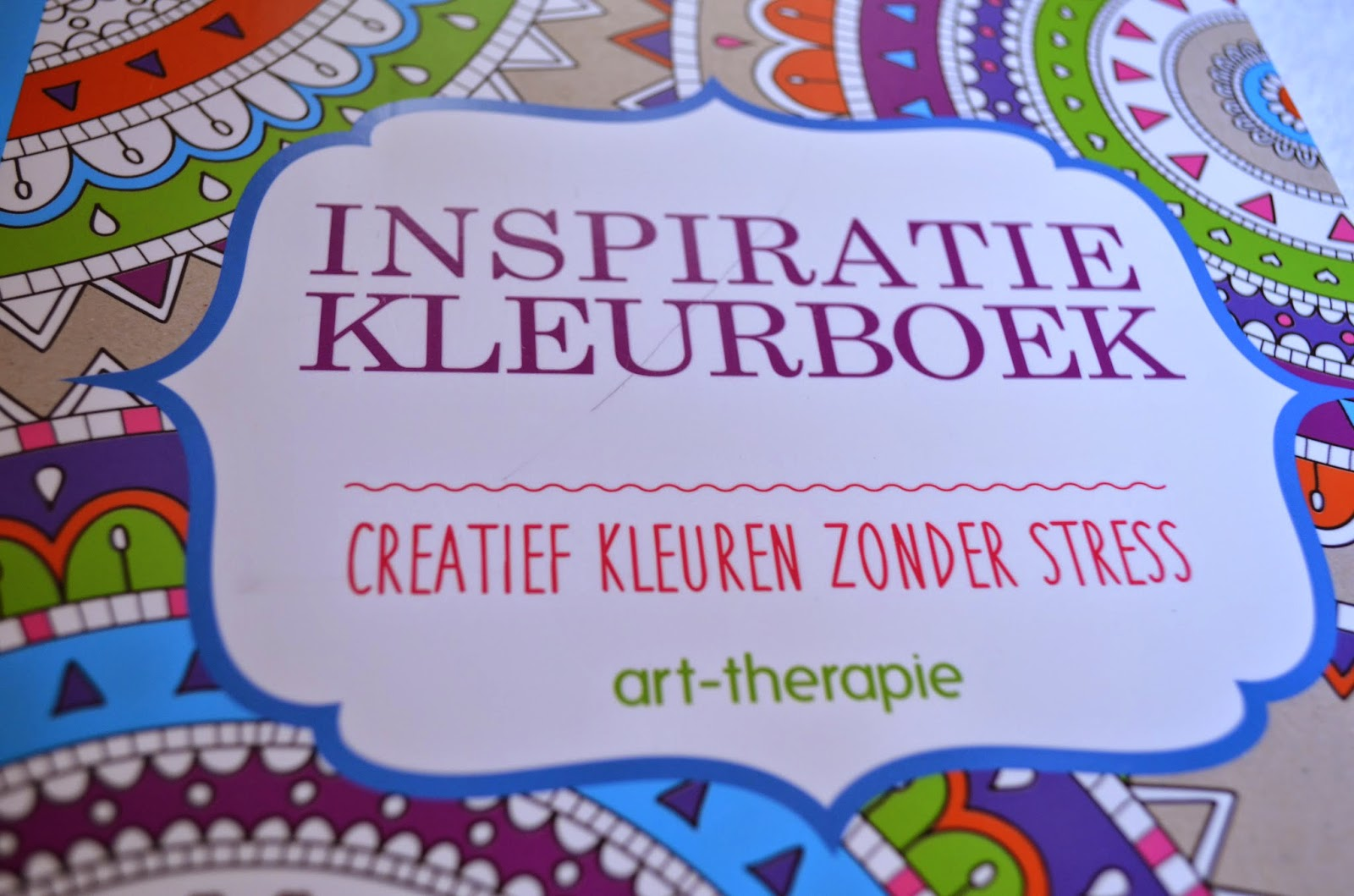 inspiratie kleurboek