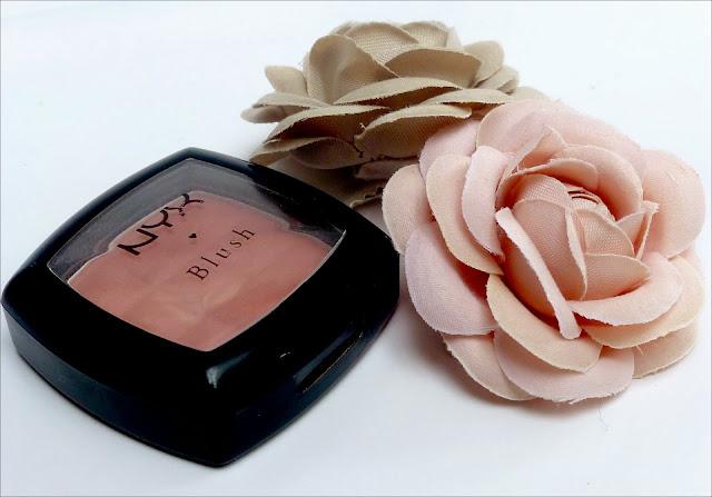 NYX Dusty Rose Blusher