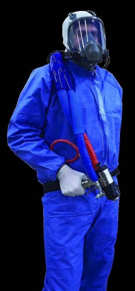 Spray Foam Safety Gear