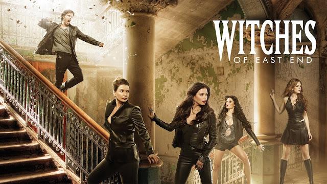 5 Séries Baseadas em Livros para Você Assistir - Witches of East End