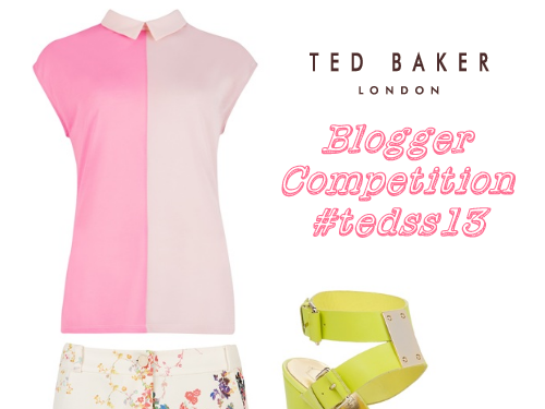 Ted Baker Blogger Competition #tedss13