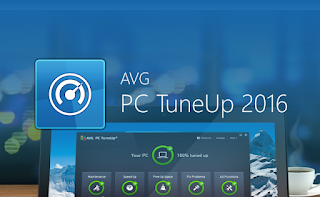 AVG PC TuneUp 2016 Serial
