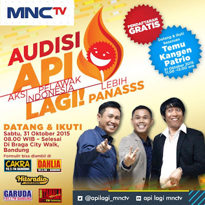 Audisi APILAGI MNCTV