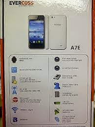 spesifikasi hp  evercoss A7E  android murah
