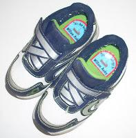 Lovable Labels shoes labels