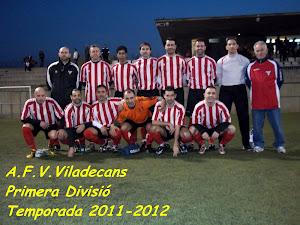 A.F.V.VILADECANS. 2011-12