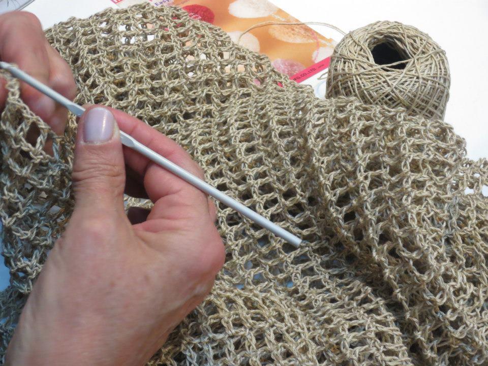 La laborteca trabajos de alumnas de ganchillo - Trabajos manuales de ganchillo ...