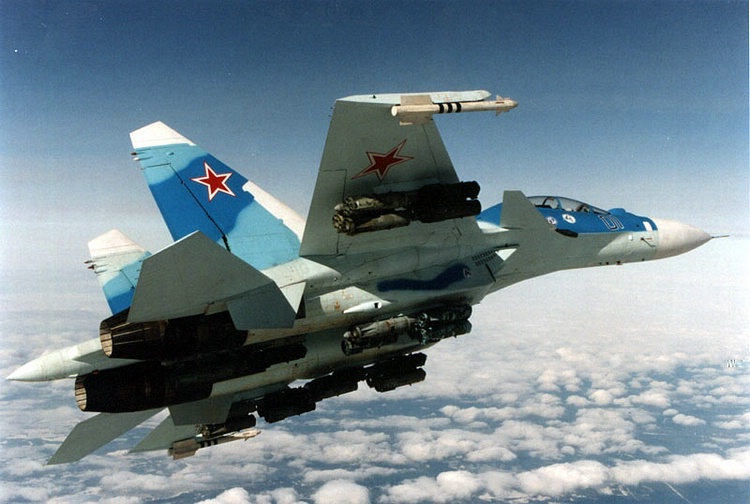 Su-30MKI India's Multi-role Aircraft