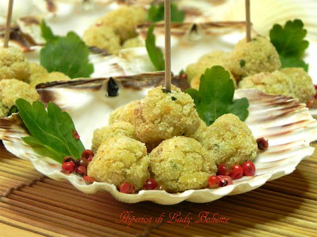 hiperica_lady_boheme_blog_di_cucina_ricette_gustose_facili_veloci_gusci_di_capesante_con_polpettine_di_pesce_2