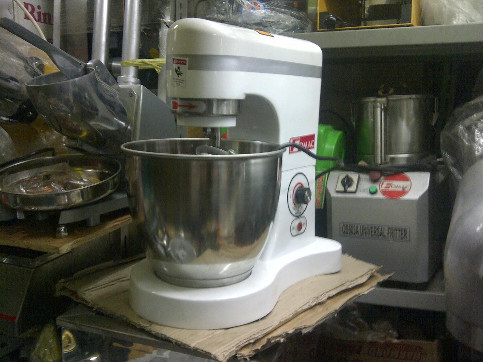 Sentral Gas Mixer Roti Bolu