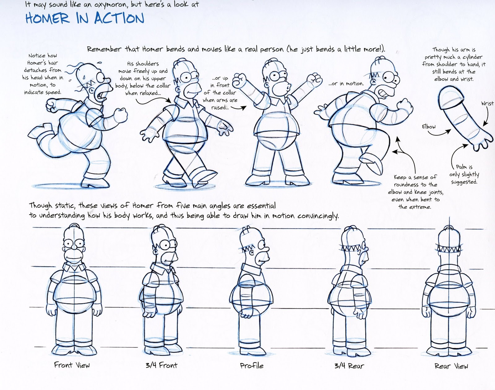 Character Design Profile : Next project