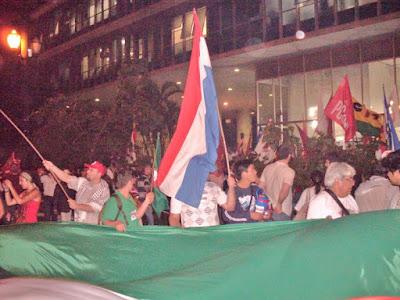 Ato histórico em São Paulo pelo Estado da Palestina Já - foto 44