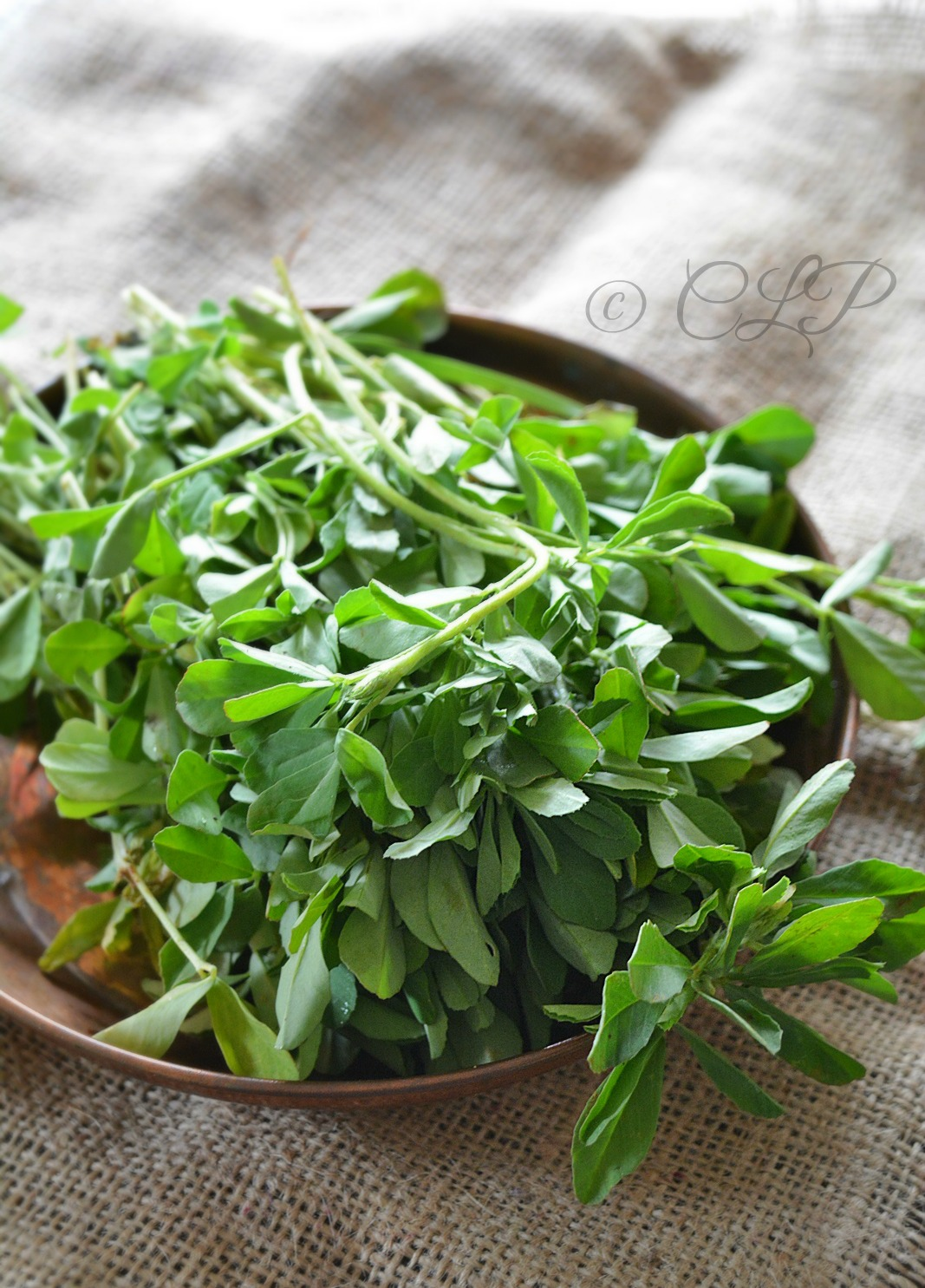 Methi Leaves | Vendhaya Keerai
