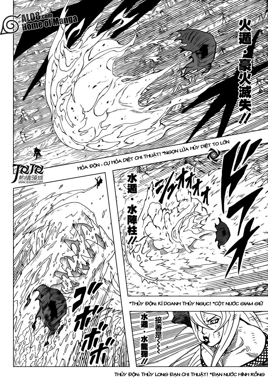Naruto chap 577 Trang 4 - Mangak.info