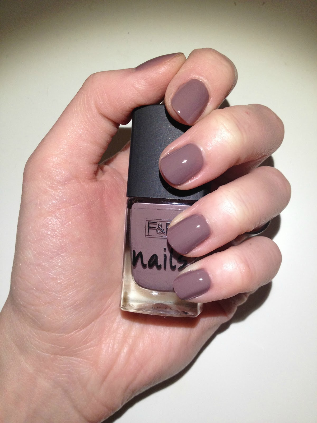 Today´s nail polish
