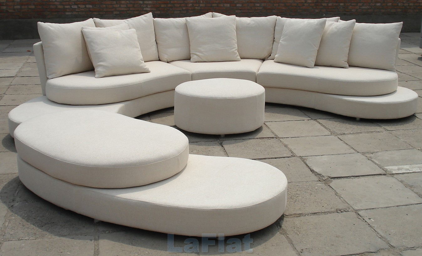 Custom contemporary sofas sofa design for Unique couches living room furniture
